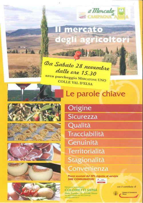 Volantino farmer-market